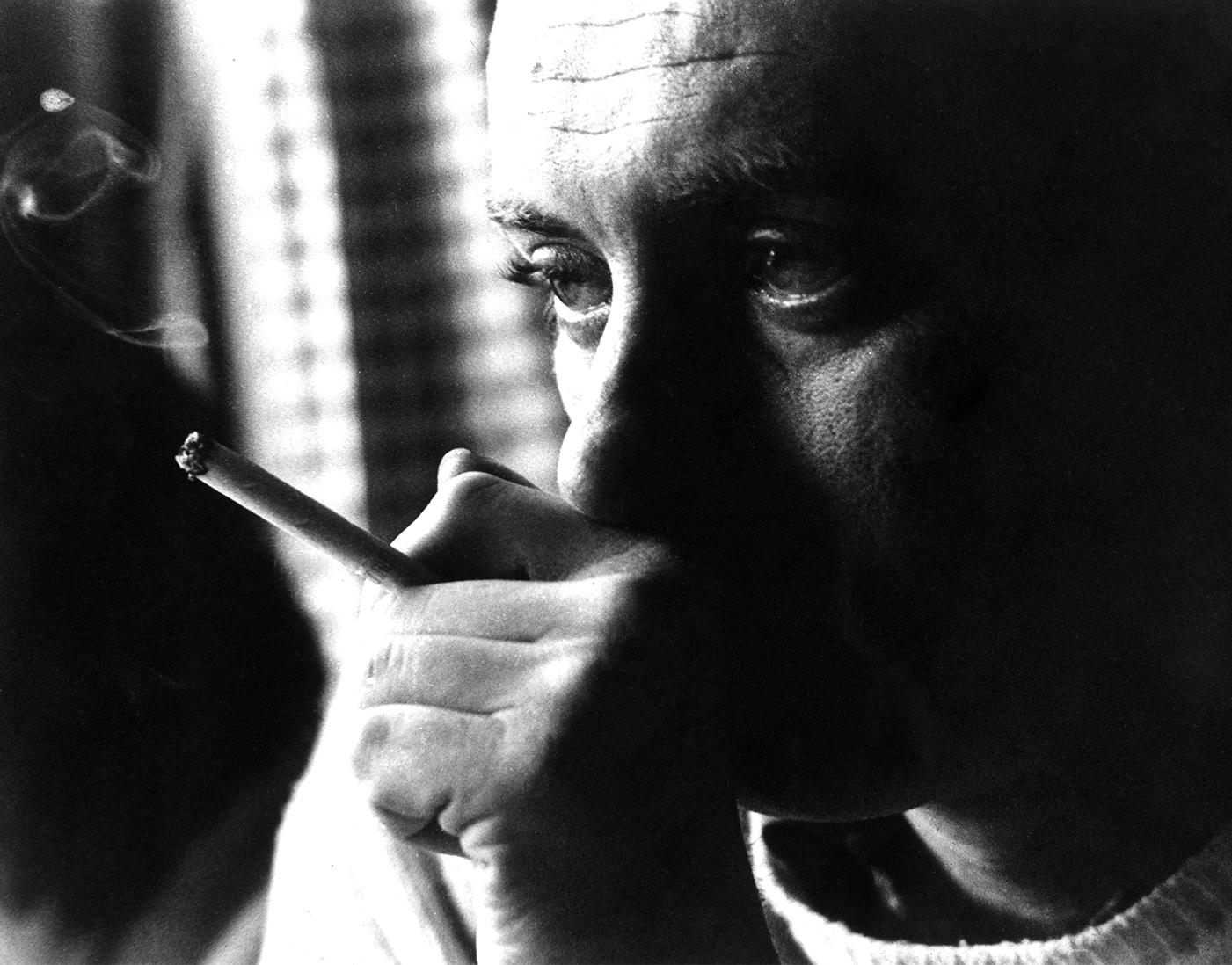 René Duran, 1966, bar Les Colonnes